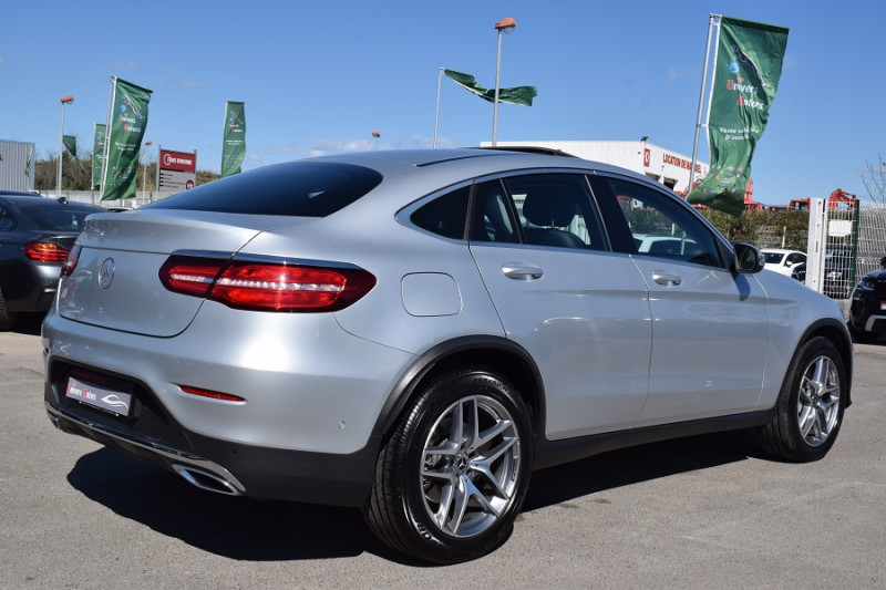 Photo 7 de l'offre de MERCEDES-BENZ GLC COUPE 250 D 204CH FASCINATION 4MATIC 9G-TRONIC à 35900€ chez Univers Motors