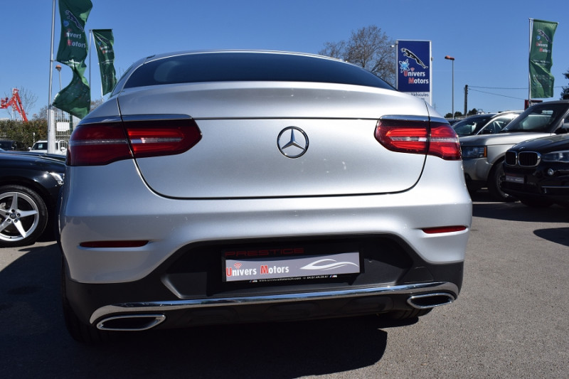 Photo 9 de l'offre de MERCEDES-BENZ GLC COUPE 250 D 204CH FASCINATION 4MATIC 9G-TRONIC à 35900€ chez Univers Motors