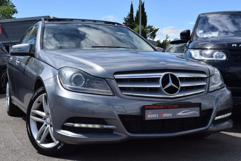 Mercedes-Benz CLASSE C BREAK (S204) 220 CDI AVANTGARDE EXECUTIVE 4MATIC 7G-TRONIC + Diesel ANTHRACITE Occasion à vendre
