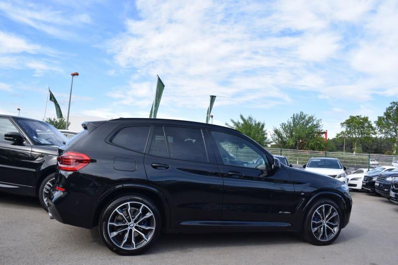 Photo 3 de l'offre de BMW X3 (G01) XDRIVE30DA 265CH M SPORT à 37900€ chez Univers Motors