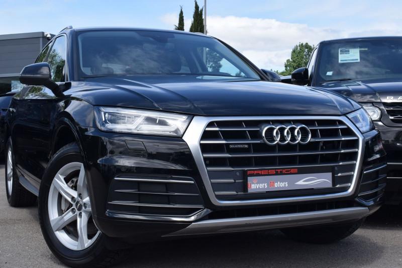 Audi Q5 2.0 TDI 190CH BUSINESS EXECUTIVE QUATTRO S TRONIC 7 Diesel NOIR Occasion à vendre