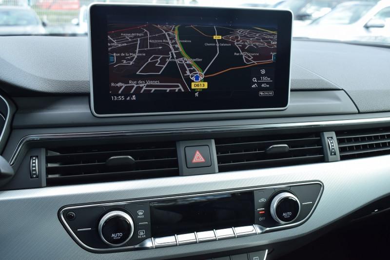 Photo 13 de l'offre de AUDI A5 CABRIOLET 2.0 TDI 190CH DESIGN LUXE QUATTRO S TRONIC 7 à 32900€ chez Univers Motors