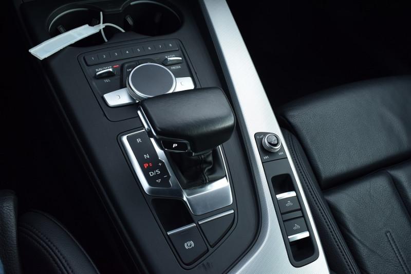 Photo 12 de l'offre de AUDI A5 CABRIOLET 2.0 TDI 190CH DESIGN LUXE QUATTRO S TRONIC 7 à 32900€ chez Univers Motors