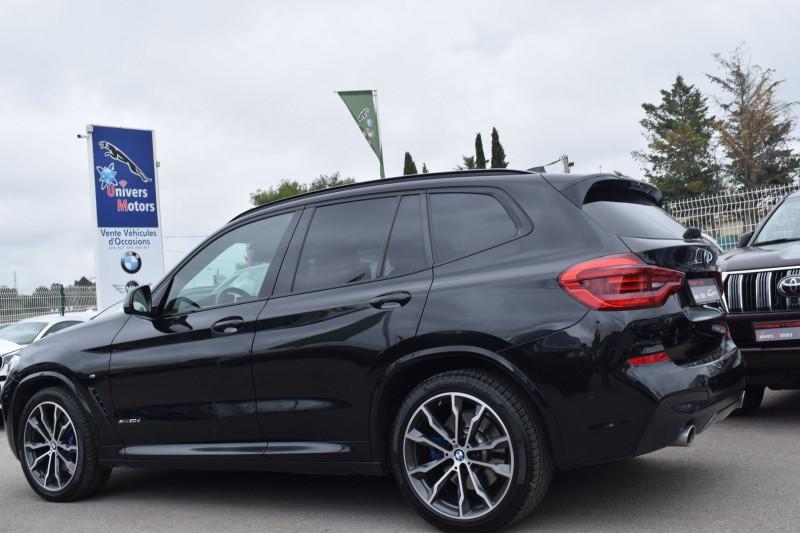Photo 25 de l'offre de BMW X3 (G01) XDRIVE30DA 265CH M SPORT à 37900€ chez Univers Motors
