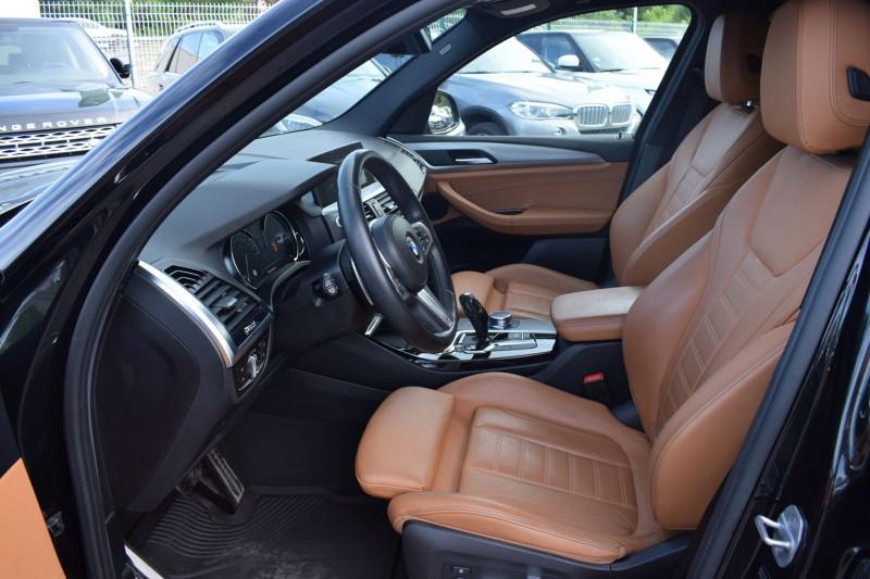 Photo 10 de l'offre de BMW X3 (G01) XDRIVE30DA 265CH M SPORT à 37900€ chez Univers Motors