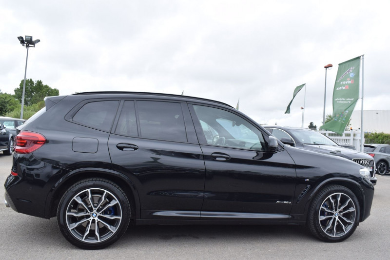 Photo 23 de l'offre de BMW X3 (G01) XDRIVE30DA 265CH M SPORT à 37900€ chez Univers Motors