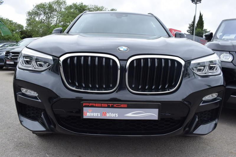 Photo 28 de l'offre de BMW X3 (G01) XDRIVE30DA 265CH M SPORT à 37900€ chez Univers Motors