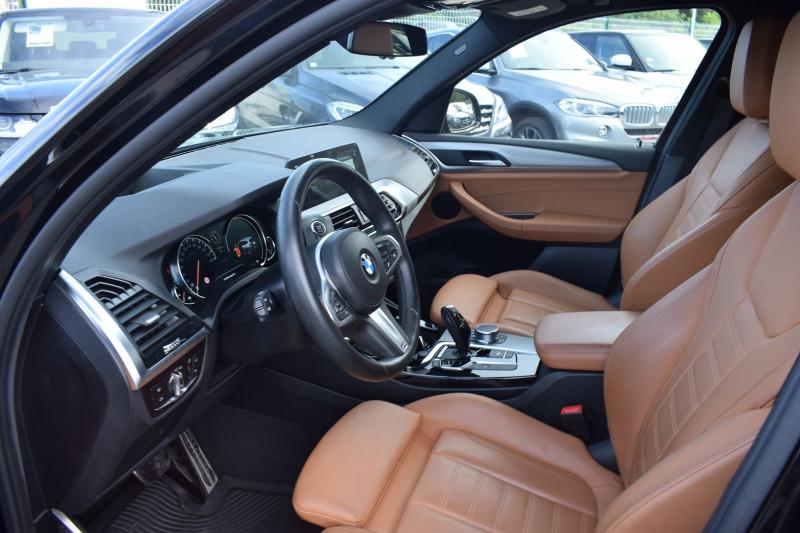 Photo 13 de l'offre de BMW X3 (G01) XDRIVE30DA 265CH M SPORT à 37900€ chez Univers Motors