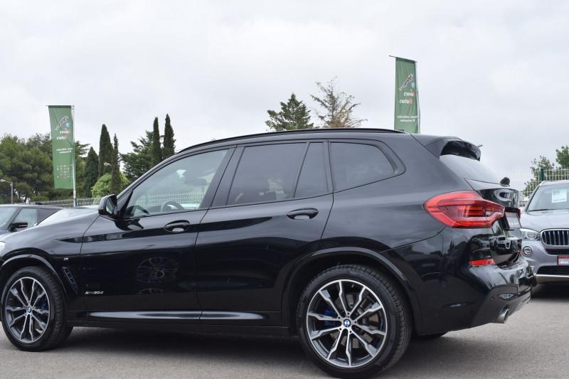 Photo 26 de l'offre de BMW X3 (G01) XDRIVE30DA 265CH M SPORT à 37900€ chez Univers Motors
