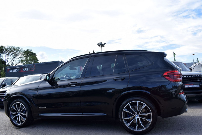 Photo 17 de l'offre de BMW X3 (G01) XDRIVE30DA 265CH M SPORT à 37900€ chez Univers Motors