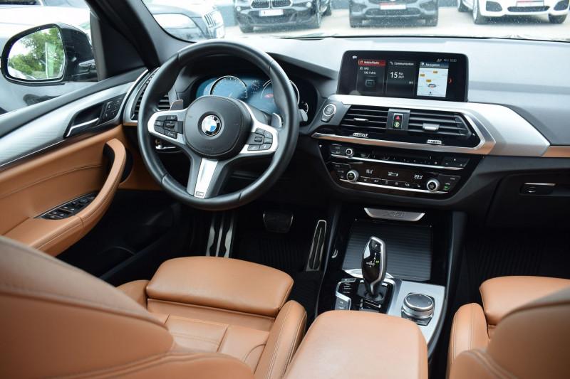 Photo 2 de l'offre de BMW X3 (G01) XDRIVE30DA 265CH M SPORT à 37900€ chez Univers Motors
