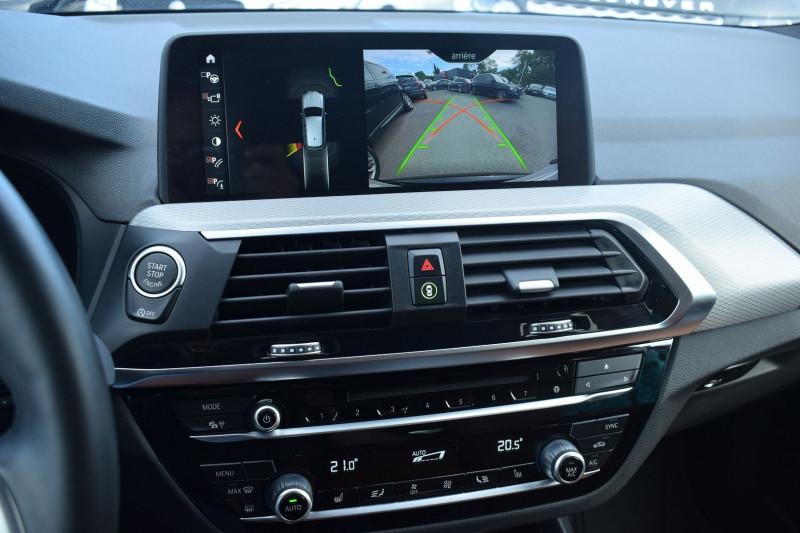 Photo 11 de l'offre de BMW X3 (G01) XDRIVE30DA 265CH M SPORT à 37900€ chez Univers Motors