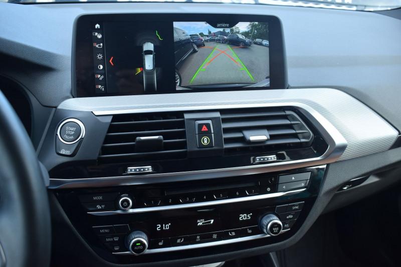 Photo 22 de l'offre de BMW X3 (G01) XDRIVE30DA 265CH M SPORT à 37900€ chez Univers Motors
