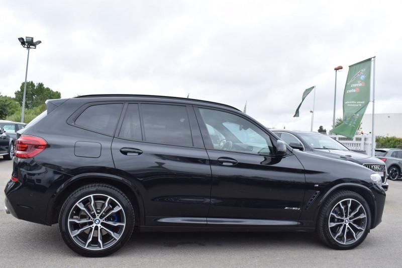 Photo 16 de l'offre de BMW X3 (G01) XDRIVE30DA 265CH M SPORT à 37900€ chez Univers Motors