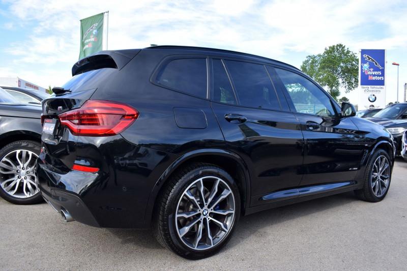 Photo 19 de l'offre de BMW X3 (G01) XDRIVE30DA 265CH M SPORT à 37900€ chez Univers Motors
