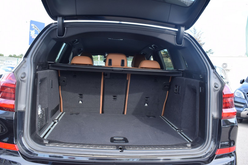Photo 20 de l'offre de BMW X3 (G01) XDRIVE30DA 265CH M SPORT à 37900€ chez Univers Motors