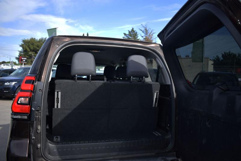 Photo 13 de l'offre de TOYOTA LAND CRUISER 177 D-4D LOUNGE PACK TECHNO BVA 5P 7PLACES à 52900€ chez Univers Motors