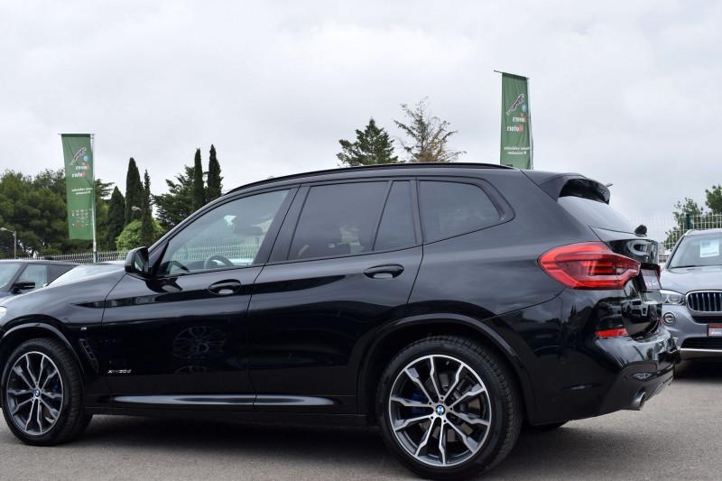 Photo 8 de l'offre de BMW X3 (G01) XDRIVE30DA 265CH M SPORT à 37900€ chez Univers Motors