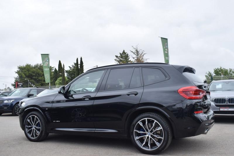 Photo 29 de l'offre de BMW X3 (G01) XDRIVE30DA 265CH M SPORT à 37900€ chez Univers Motors