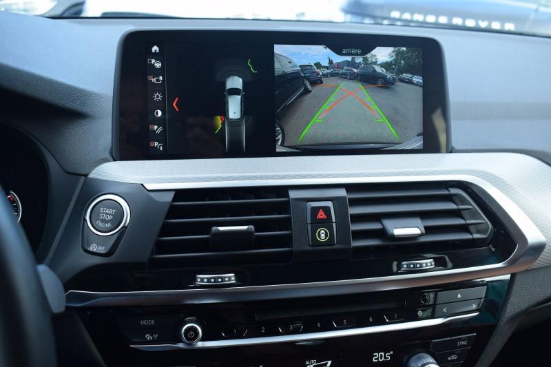 Photo 7 de l'offre de BMW X3 (G01) XDRIVE30DA 265CH M SPORT à 37900€ chez Univers Motors