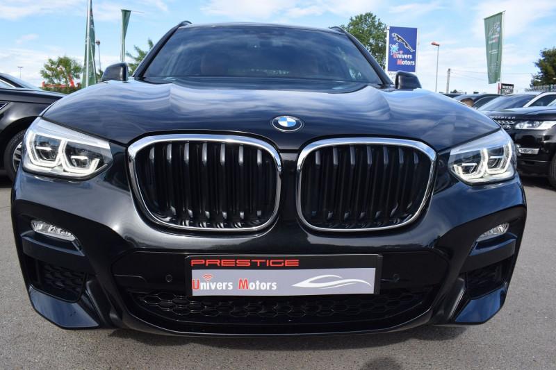 Photo 21 de l'offre de BMW X3 (G01) XDRIVE30DA 265CH M SPORT à 37900€ chez Univers Motors