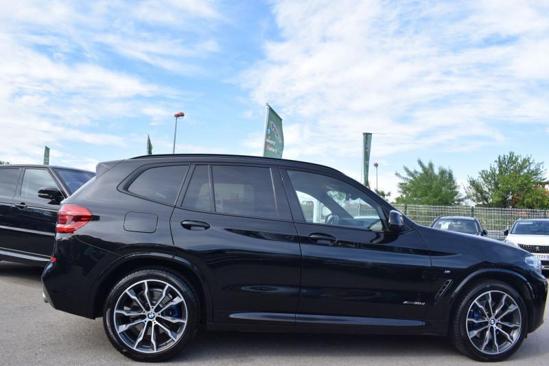 Photo 15 de l'offre de BMW X3 (G01) XDRIVE30DA 265CH M SPORT à 37900€ chez Univers Motors