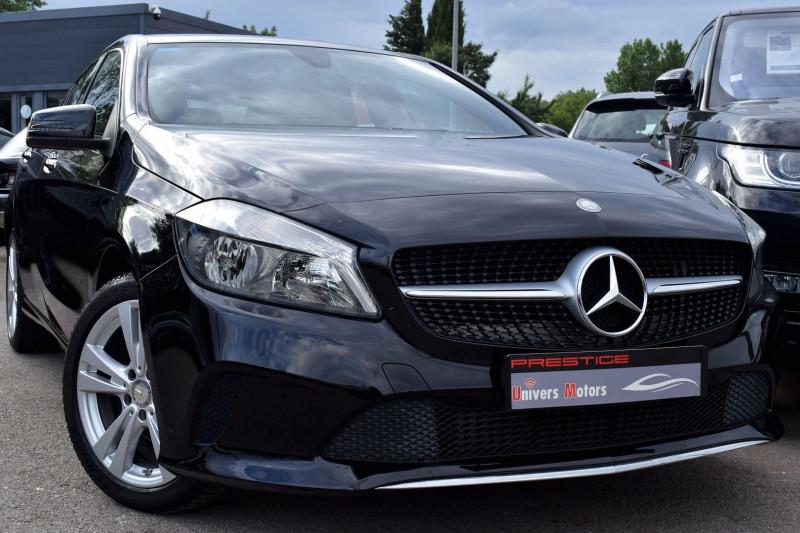 Mercedes-Benz CLASSE A (W176) 180 D SENSATION Diesel NOIR Occasion à vendre
