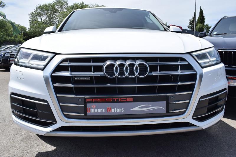 Photo 11 de l'offre de AUDI Q5 2.0 TDI 190CH BUSINESS EXECUTIVE QUATTRO S TRONIC 7 à 35900€ chez Univers Motors