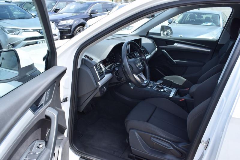 Photo 9 de l'offre de AUDI Q5 2.0 TDI 190CH BUSINESS EXECUTIVE QUATTRO S TRONIC 7 à 35900€ chez Univers Motors