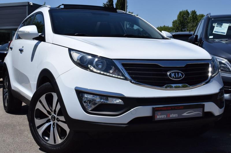Kia SPORTAGE 1.7 CRDI 115 ACTIVE Diesel BLANC Occasion à vendre