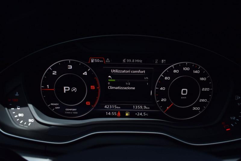 Photo 8 de l'offre de AUDI Q5 2.0 TDI 190CH BUSINESS EXECUTIVE QUATTRO S TRONIC 7 à 35900€ chez Univers Motors