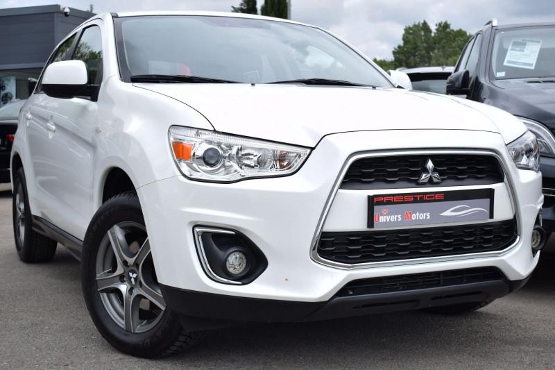 Mitsubishi ASX 1.8 DI-D 150CH INVITE 4WD Diesel BLANC Occasion à vendre