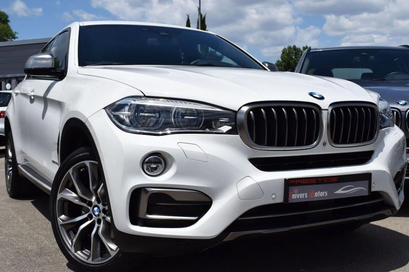 Photo 21 de l'offre de BMW X6 (F16) XDRIVE 30DA 258CH LOUNGE PLUS à 37900€ chez Univers Motors
