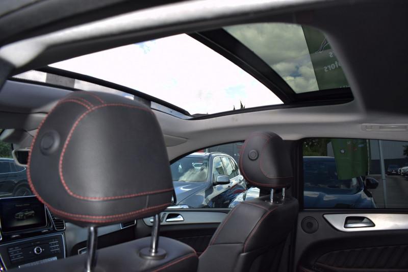 Photo 3 de l'offre de MERCEDES-BENZ GLE COUPE (C292) 350 D 258CH FASCINATION 4MATIC 9G-TRONIC à 41900€ chez Univers Motors