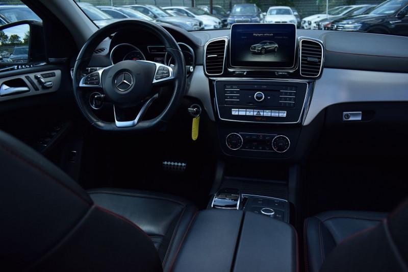 Photo 2 de l'offre de MERCEDES-BENZ GLE COUPE (C292) 350 D 258CH FASCINATION 4MATIC 9G-TRONIC à 41900€ chez Univers Motors