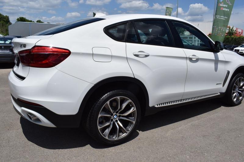 Photo 10 de l'offre de BMW X6 (F16) XDRIVE 30DA 258CH LOUNGE PLUS à 37900€ chez Univers Motors