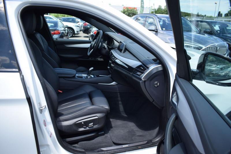 Photo 8 de l'offre de BMW X6 (F16) XDRIVE 30DA 258CH LOUNGE PLUS à 37900€ chez Univers Motors