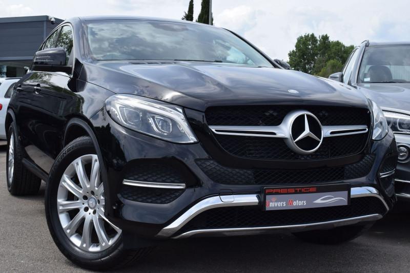Mercedes-Benz GLE COUPE (C292) 350 D 258CH EXECUTIVE 4MATIC 9G-TRONIC Diesel NOIR Occasion à vendre