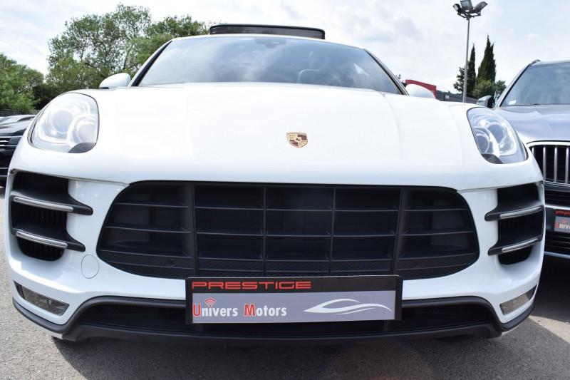 Photo 17 de l'offre de PORSCHE MACAN 3.6 V6 400CH TURBO PDK à 47900€ chez Univers Motors