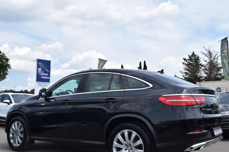 Photo 3 de l'offre de MERCEDES-BENZ GLE COUPE (C292) 350 D 258CH EXECUTIVE 4MATIC 9G-TRONIC à 41900€ chez Univers Motors