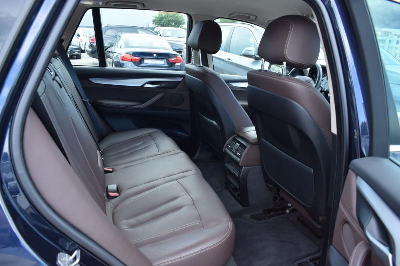Photo 14 de l'offre de BMW X5 (F15) XDRIVE40EA 313CH LOUNGE PLUS à 35400€ chez Univers Motors