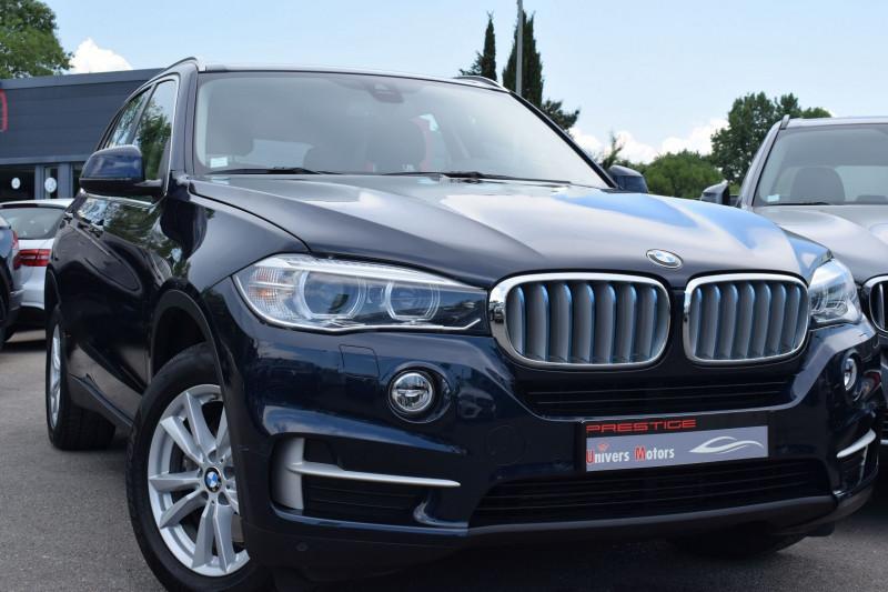 Photo 7 de l'offre de BMW X5 (F15) XDRIVE40EA 313CH LOUNGE PLUS à 35400€ chez Univers Motors