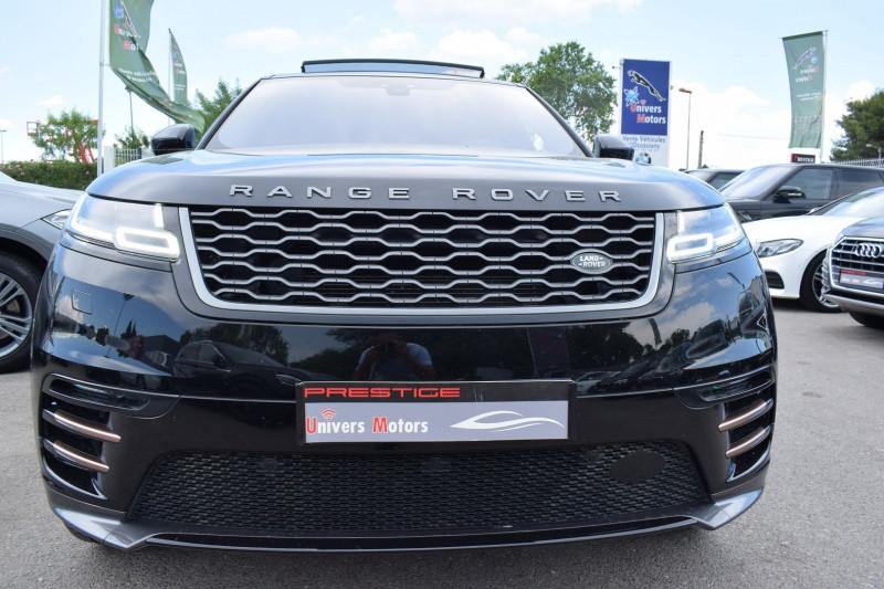 Photo 22 de l'offre de LAND-ROVER RANGE ROVER VELAR 2.0D 240CH R-DYNAMIC AWD BVA à 43900€ chez Univers Motors