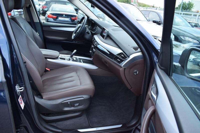 Photo 8 de l'offre de BMW X5 (F15) XDRIVE40EA 313CH LOUNGE PLUS à 35400€ chez Univers Motors