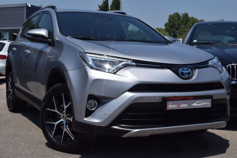Toyota RAV4 197 HYBRIDE DYNAMIC BUSINESS 2WD CVT Hybride GRIS ACIER Occasion à vendre