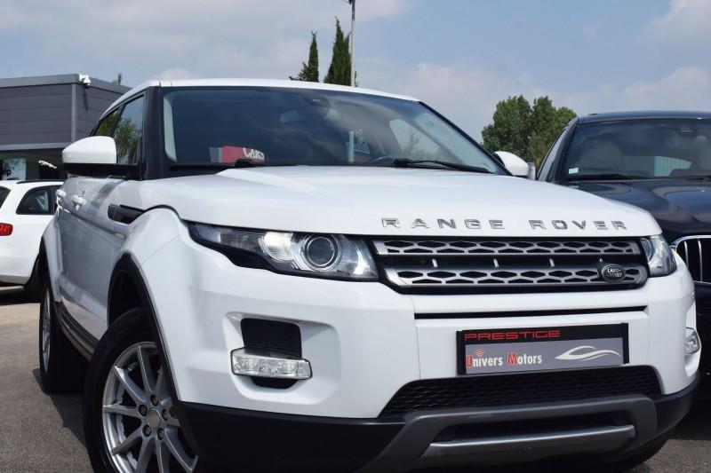 Land-Rover EVOQUE 2.2 TD4 PURE Diesel BLANC Occasion à vendre