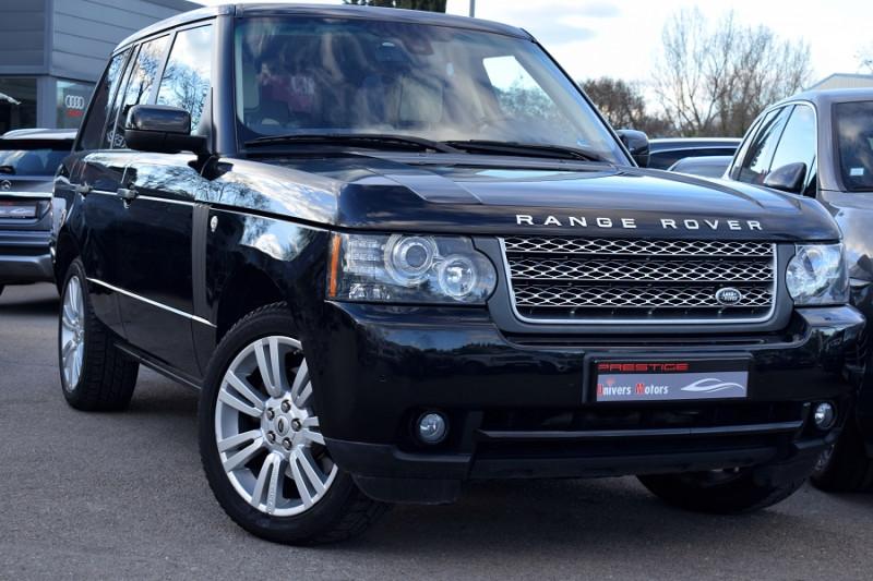 Land-Rover RANGE ROVER TDV8 VOGUE Diesel NOIR Occasion à vendre