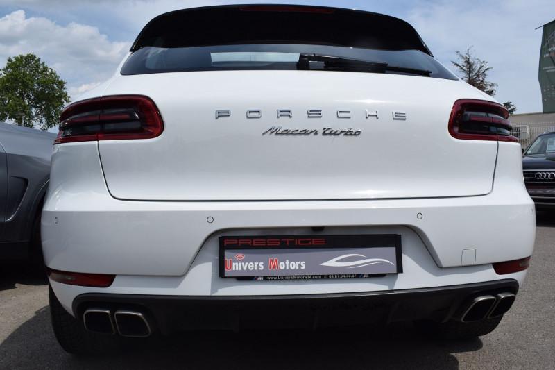 Photo 19 de l'offre de PORSCHE MACAN 3.6 V6 400CH TURBO PDK à 47900€ chez Univers Motors