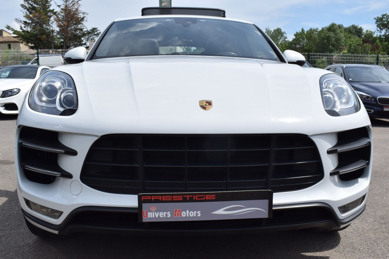 Photo 23 de l'offre de PORSCHE MACAN 3.6 V6 400CH TURBO PDK à 47900€ chez Univers Motors