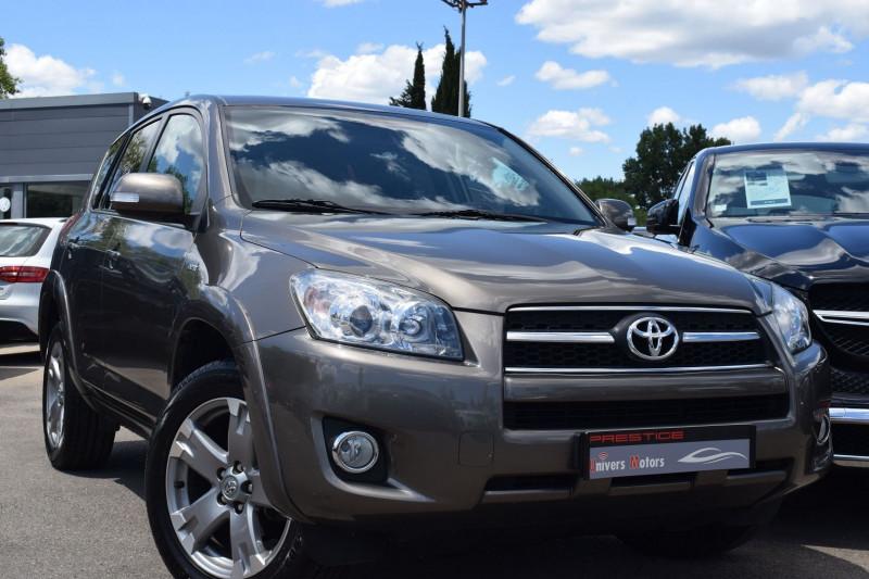 Toyota RAV4 150 D-CAT CLEAN POWER 4WD BVA Diesel BRONZE Occasion à vendre